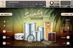 Wavesfactory Samba Drums Samples Kontakt Via Gdrive