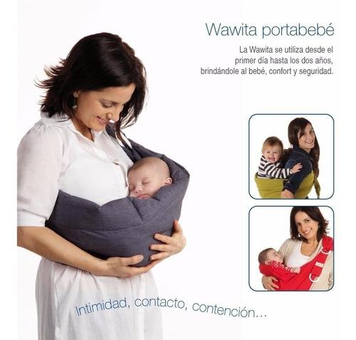 wawita portabebe varios colores original mundo manias