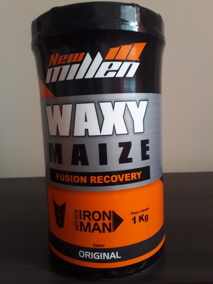 waxy maize new millen. Carregando zoom. c6dcce0b819e5