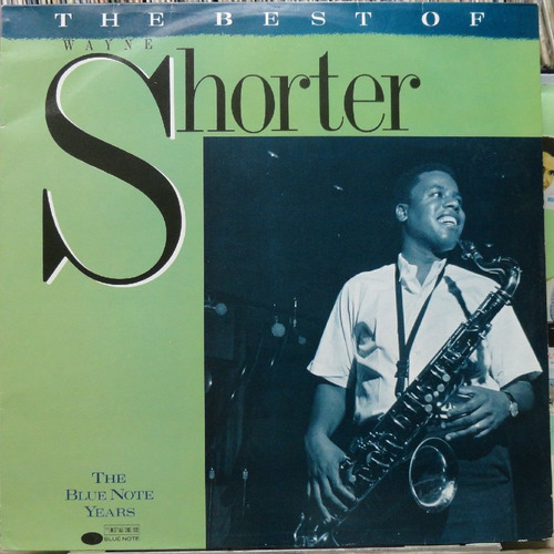 wayne shorter the blue note years jazz- lp blue note estéreo