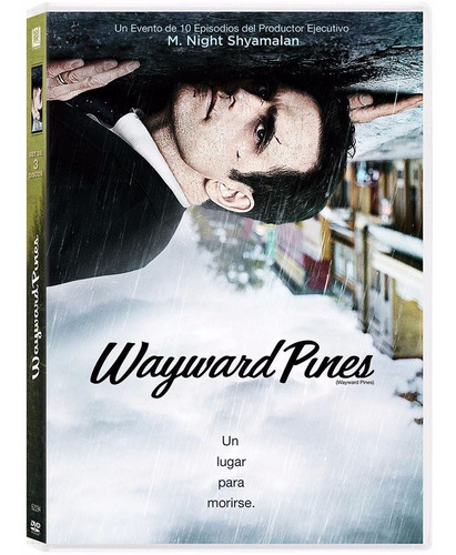 wayward pines temporada 1 uno serie de tv en dvd