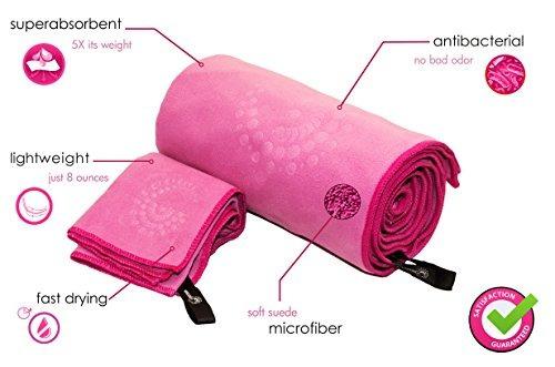 wazzala premium gym, fitness, pilates y sports microfiber to