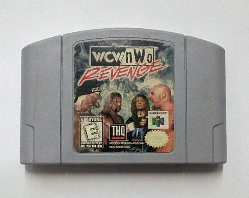 wcw revenge (lucha libre)