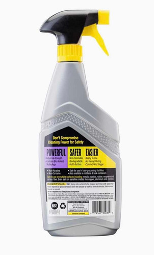 wd-40 cleaner & degreaser