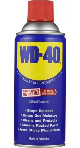 wd-40 lubricante en aerosol 432cc  (no envios)