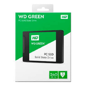 Wd Disco Ssd  Digital Green 240gb 2.5 Int Sata