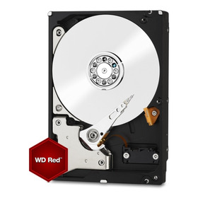 Wd Red 8tb Nas Wd80efrx 3.5-inch Sata 6 Gb/s 128mb