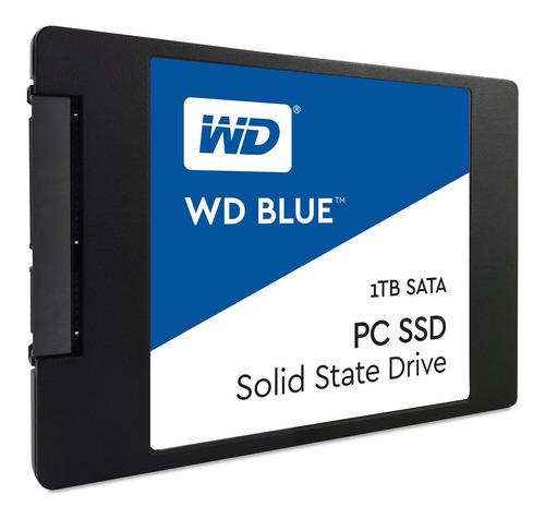 wd ssd disco blue 1tb 2.5  int sata 3 3d