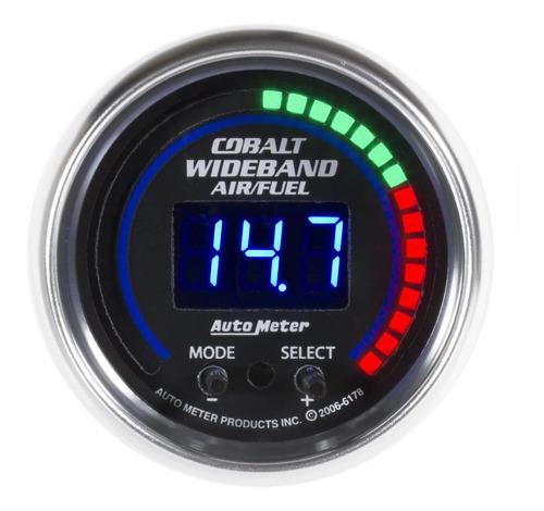 wdeband autometer cobalt 6197