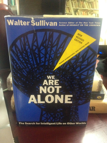 we are not alone - walter sullivan - 1966 - en ingles