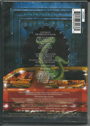 we are scissor sisters ... and so are you dvd , dvd novo