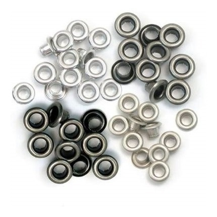 we r pack 60 eyelets 0.5 cm para crop a dile ojales