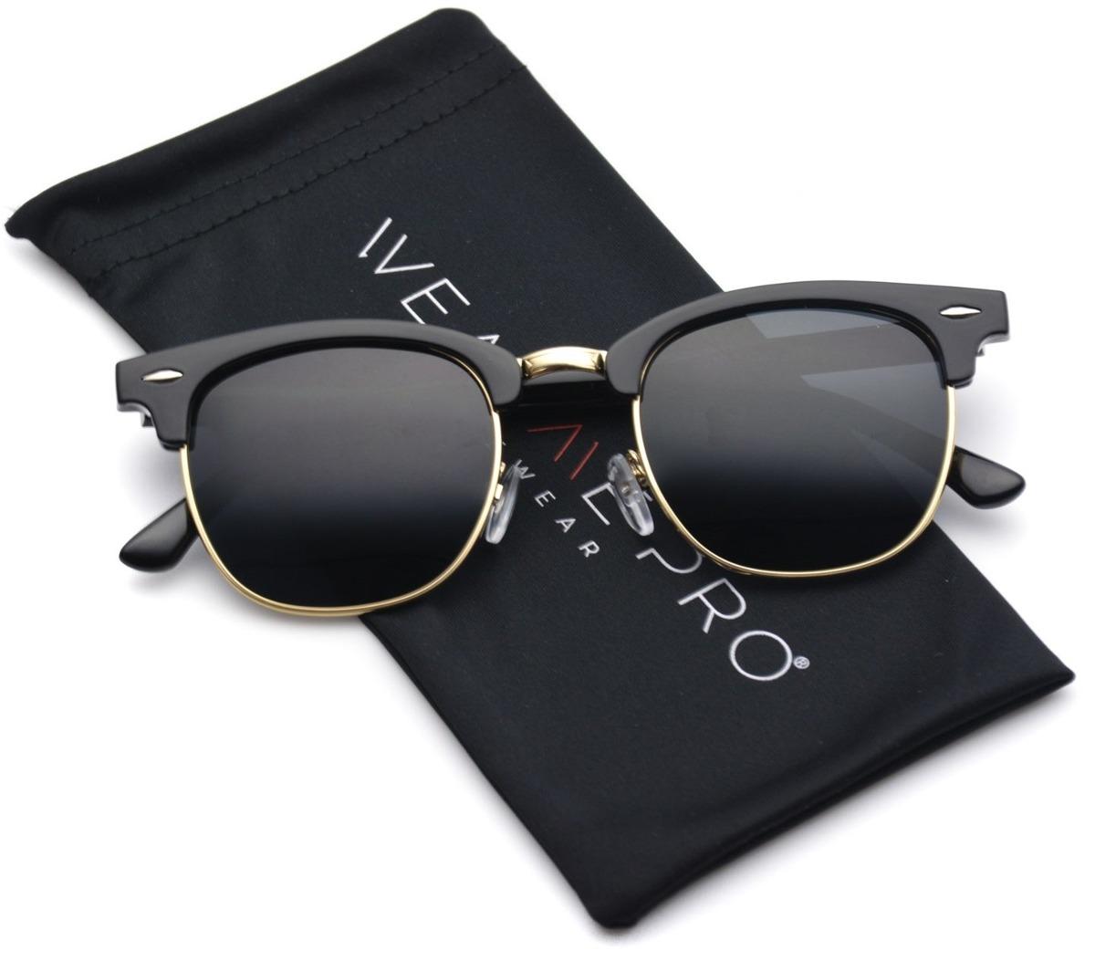 Wearme Pro - Gafas De Sol Con Montura Semi-sin Montura Y Se ...