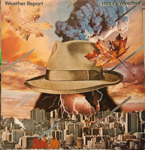 weather report - heavy weather (usa - 1977)