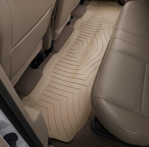 weathertech custom fit frente floorliner para toyota camry s
