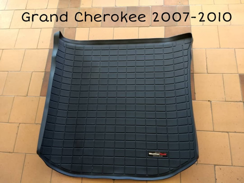 weathertech  gran cherokee 2007 / 2010 130v