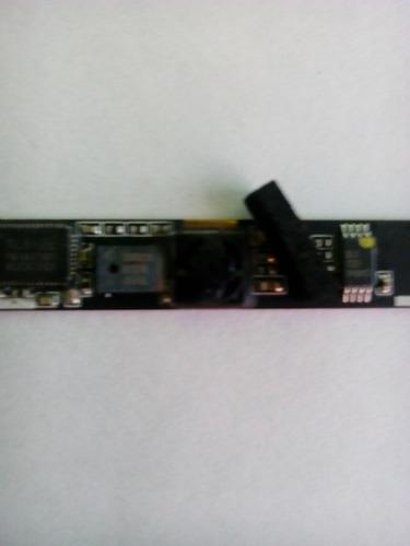 web cam de hp mini 110