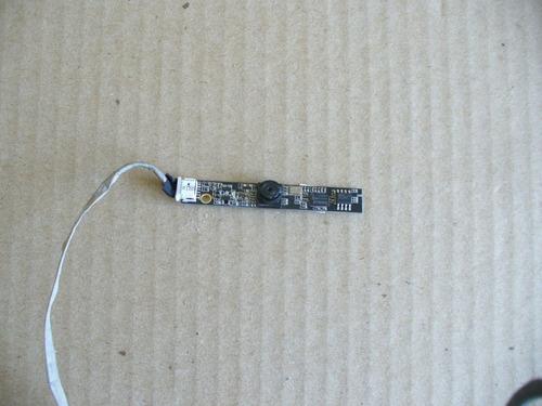 web cam+flat notebook intelbras n6000w