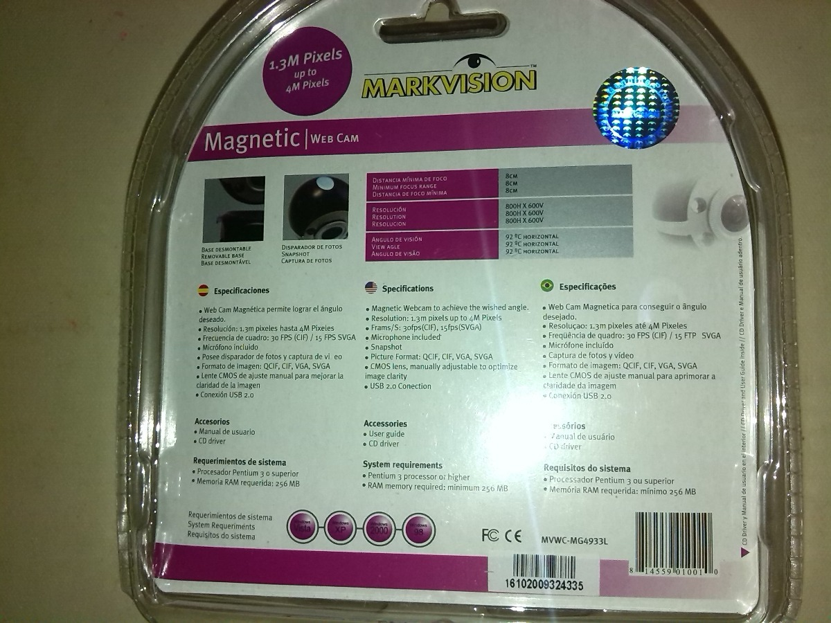 MARKVISION MAGNETIC CAM WINDOWS 8 DRIVER