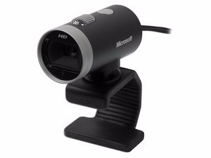 web cam microsoft hd alta definicion 720p camara web microf