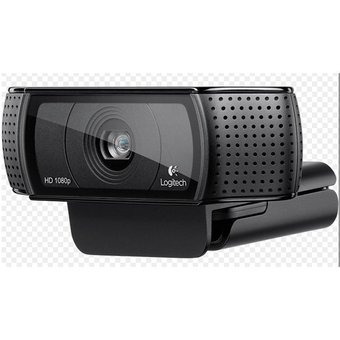 web logitech webcam
