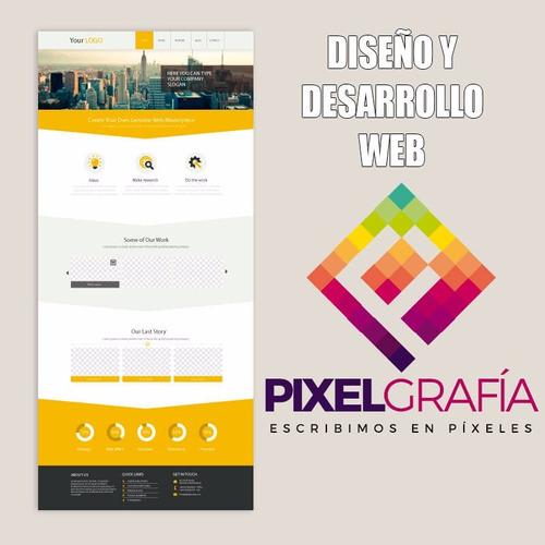 web profesionales diseño