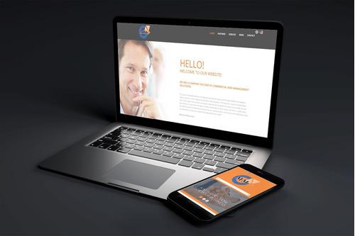 web site responsivo