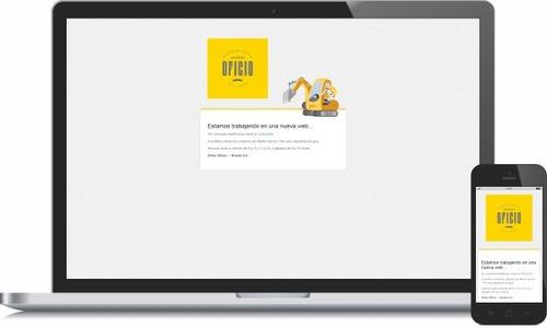 web urgente: una solución web completa en 24 horas