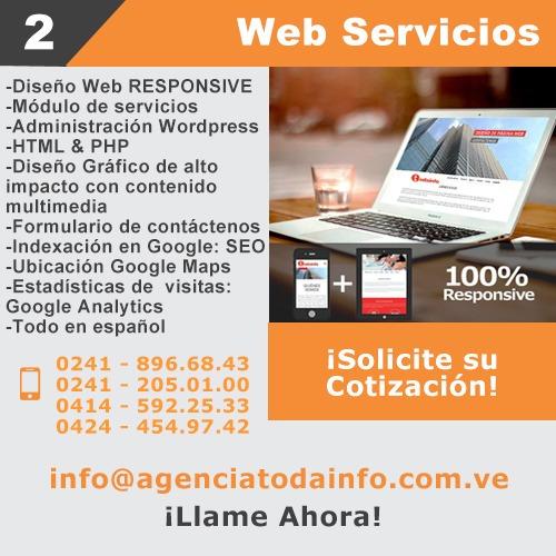 web web diseño