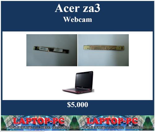 webcam acer za3