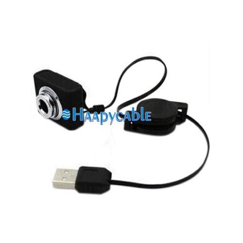 webcam cam web con micrófono
