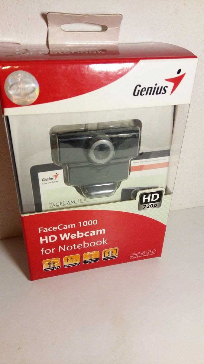 e2fb321e1d8 webcam camara web genius facecam 1000x hd 720p con micrófono. Cargando zoom.