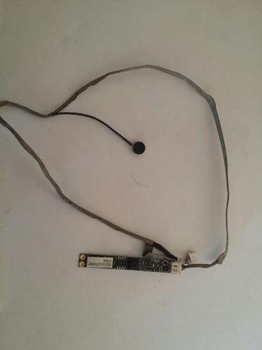 webcam con flex asus k40ab
