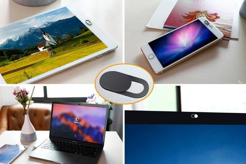 webcam cover spyslide tapa camara de notebook celu no hacker