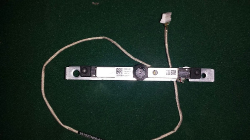 webcam do  hp all in one 18-5000br