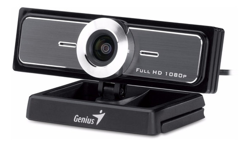 webcam genius f100 1080p full hd streaming