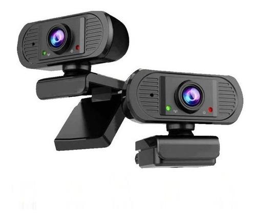 webcam hd con micrófono especial para videoconferencia
