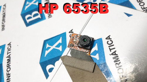 webcam hp 6535b