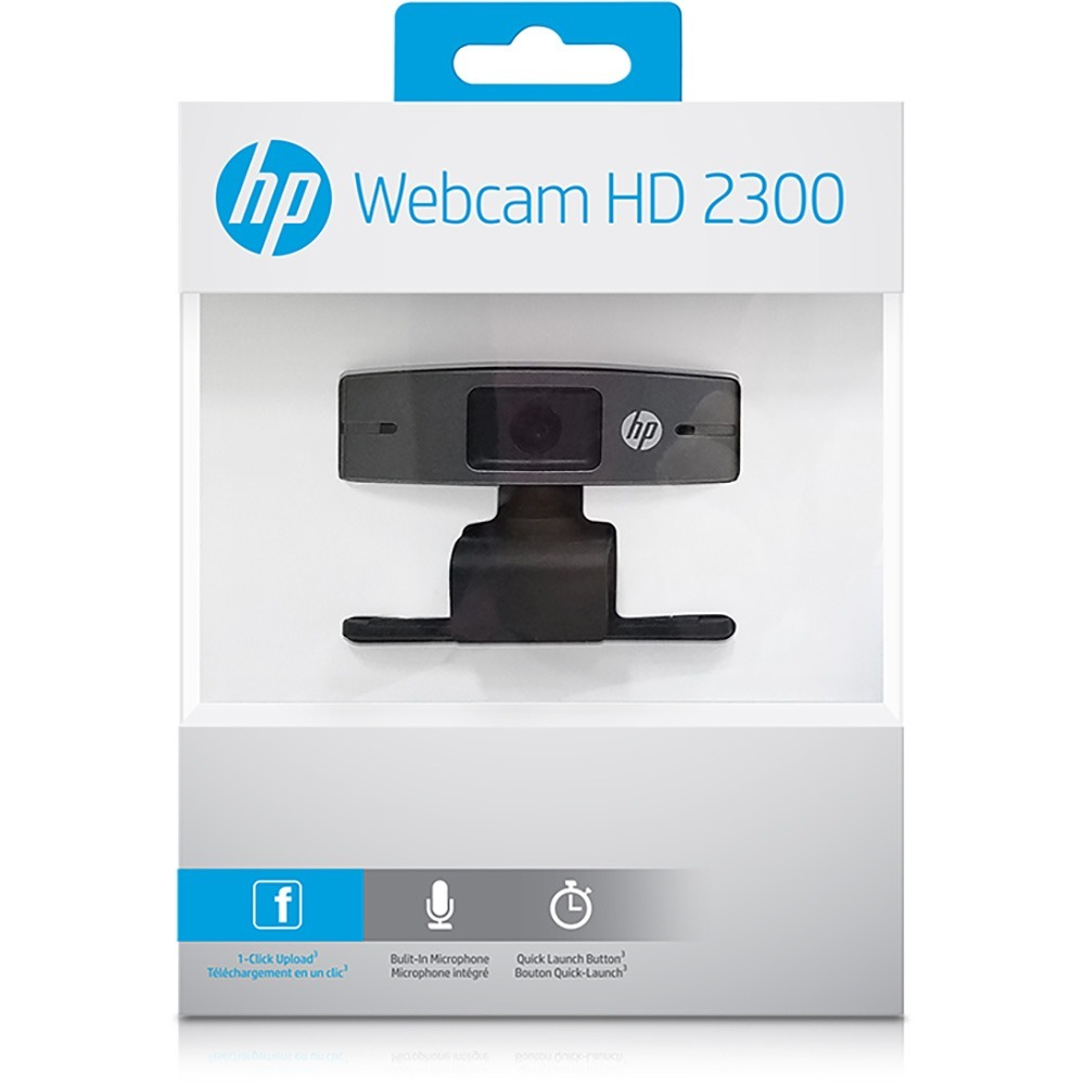 how to use hp webcam