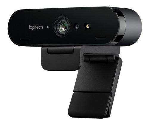 webcam logitech brio 4k ultra hd con rightlight  3 con hdr