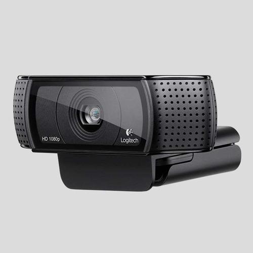 webcam - logitech c920 - camara web hd pro - skype - youtube