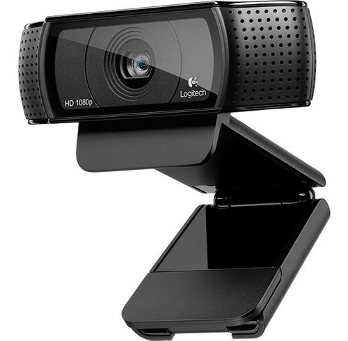 webcam logitech c920 microfono full hd 1080p usb 3.0 15mpx