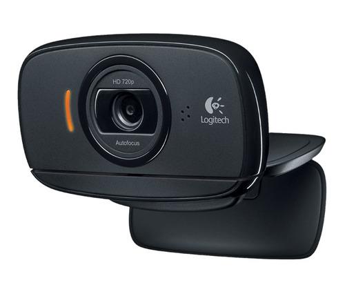 webcam logitech hd c525 micrófono 8mp 1280 x 720 camara web
