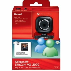 MICROSOFT LIFECAM VX 2000 DRIVER WINDOWS XP