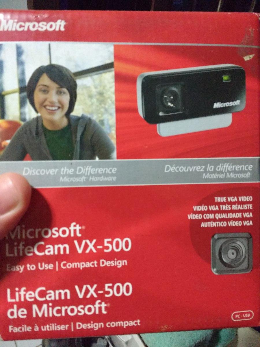 LIFECAM VX-500 WINDOWS 7 X64 TREIBER