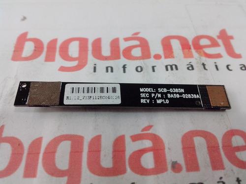 webcam notebook samsung rv415 np-rv415l