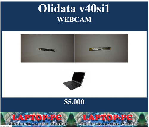 webcam olidata v40si1
