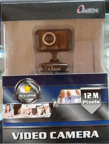 webcam omega 364135bk