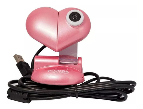 webcam pagoda pgd-9536 480p microfono pc usb camara web