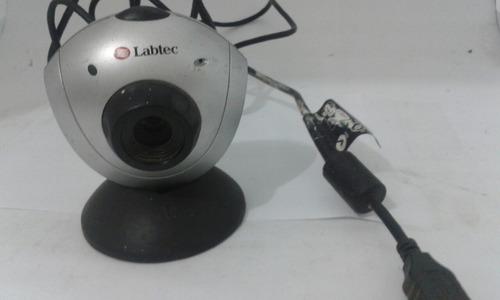 webcam usada labtec v-uam32 c/ microfone /1846